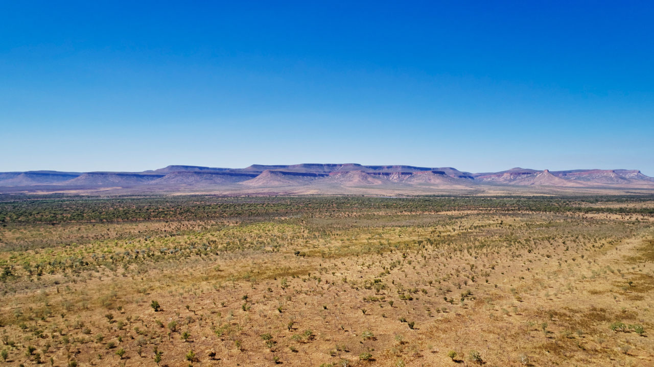 Home Valley Station, Gibb River Road