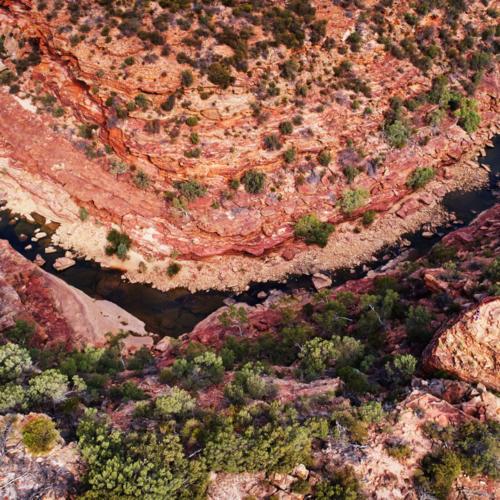 Z Bend Lookout, Kalbarri National Park