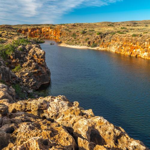 Yardie Creek, Cape Range National Park
