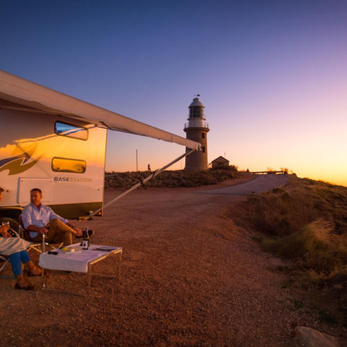 Vlamingh Head Lighthouse Exmouth